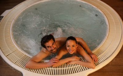 jacuzzi for two